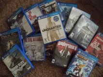 PS4 Games for sale in Yucca Valley, California