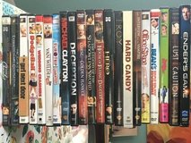 DVD lot in Fort Leonard Wood, Missouri