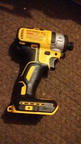 DeWALT FLEXVOLT HammerDrill/ImpactDriver ComboKit in Fort Polk, Louisiana