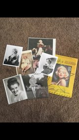 Marilyn Monroe Photos in Fort Irwin, California