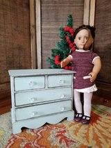 Vintage American Girl size refurbished Dresser in Byron, Georgia