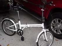 NEW ADVENTURER FOLDING BIKE in Beaufort, South Carolina