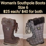 Woman's Southpole Boots in Fort Rucker, Alabama