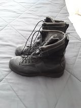 gore-tex boots in Camp Pendleton, California