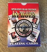 Military Heroes Playing Cards in Joliet, Illinois