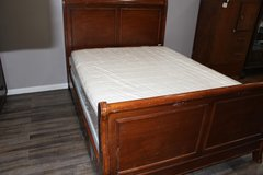 Solid Wood Bed in Houston, Texas