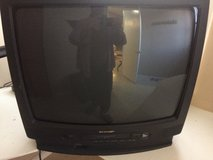 "Sharp 26"" TV and VCR in Fort Campbell, Kentucky"
