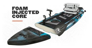 All New Vibe Maverick 120SUP Stand Up Paddle Board in Leesville, Louisiana