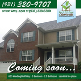 633 Winding Bluff Way - COMING SOON in Fort Campbell, Kentucky