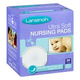 SEALED-NEW Nursing Pads Individually Lansinoh Ultra Soft Nursing Pads 36 pads Breast Feed Baby T... in Kingwood, Texas