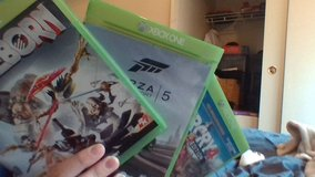 10 XBOX 1 Games Check description for prices in Okinawa, Japan
