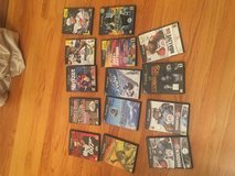 Game cube games (variety) in Westmont, Illinois