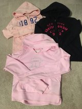 Girls Abercrombie kids hoodies, size M in St. Charles, Illinois