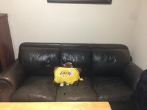Leather Couch in Goldsboro, North Carolina