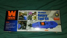WEN 101 Rorary Tool Kit in Clarksville, Tennessee