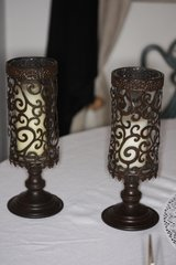 French Candle Holders in Ramstein, Germany