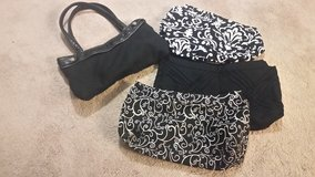**REDUCED ** Thirty One Purse w/additional covers in Warner Robins, Georgia