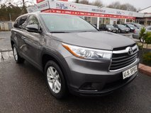 '15 Toyota Highlander LE in Spangdahlem, Germany