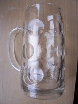 Beer Stein, German, Glass in Mannheim, GE