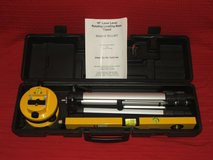 Laser Level Rotating / Tripod New by Urban Gorilla Tools in Glendale Heights, Illinois