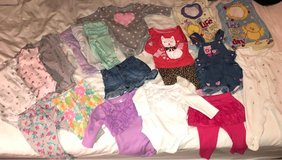 6-9 month clothes lot in Spring, Texas