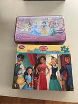 2 Disney Princess  puzzles. in Bolingbrook, Illinois