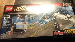 Avengers Quin jet 76032 (Lego) in Baumholder, GE
