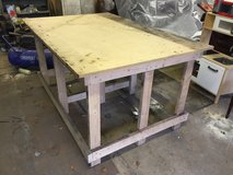 Large workbench in Lakenheath, UK