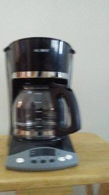 Mr Coffee 12 cup Coffee maker in Sandwich, Illinois
