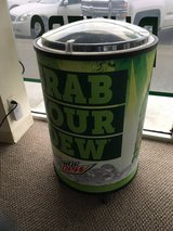 Mountain Dew cooler in Houston, Texas
