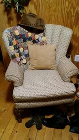 wing back chair in Camp Lejeune, North Carolina