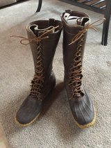 "L. L. Bean Men's Maine Hunting Shoes, 16"" Size 14 in Bartlett, Illinois"