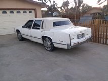 1992 cadillac deville in 29 Palms, California
