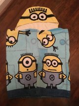 Minion Hooded Towel in Beaufort, South Carolina