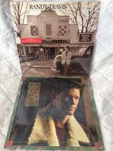 Record/LPs: Randy Travis in Byron, Georgia