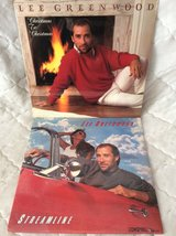 Record/LPs: Lee Greenwood in Byron, Georgia