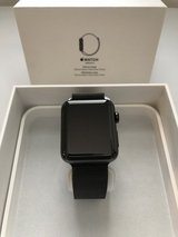 In Box/Perfect Condition Apple Watch Series 2. Size is 42mm. Color is Space Black Stainless Stee... in Okinawa, Japan