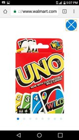 uno cards in Yucca Valley, California