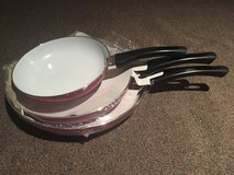 Frying Pans-Set of 3 in Naperville, Illinois