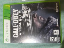 Call of duty ghosts Xbox 360 in Fort Leonard Wood, Missouri