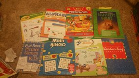 Misc. Learning work books in Fort Campbell, Kentucky