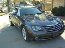 2004 CHRYSLER CROSSFIRE CPE LOW MILES CLEAN TITLE in El Paso, Texas