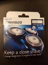Philips Norelco HQ8 replacement shaving heads in Camp Pendleton, California