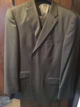 Mens suit in Baumholder, GE
