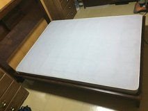 Box Spring, Queen-size in Okinawa, Japan