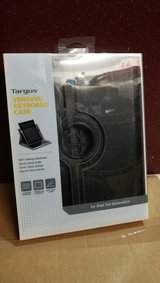Targus Bluetooth Keyboard Case (never used) for iPad 3rd Gen in Ramstein, Germany