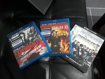 Expendables 1-3 Collection in Ramstein, Germany