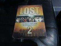 Lost Season 2 Collection in Ramstein, Germany