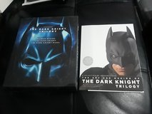 The Dark Knight Trilogy Bluray Set in Ramstein, Germany