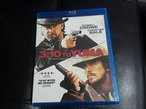 3:10 to Yuma Bluray in Ramstein, Germany